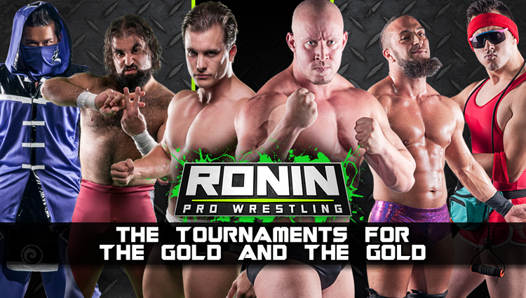 "The Tournaments for ""The Gold and The Gold"""