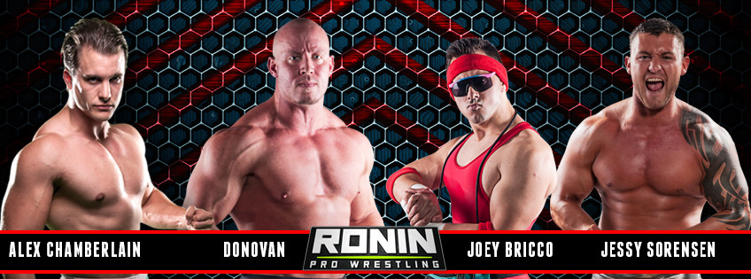 Match Announcements for Ronin 7!