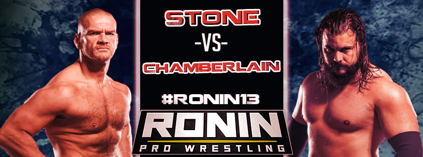 Latest #Ronin13 News and Announcements