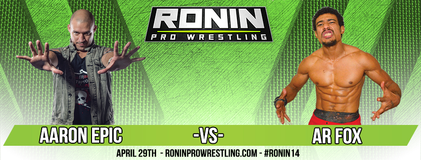 Latest #Ronin14 News and Announcements