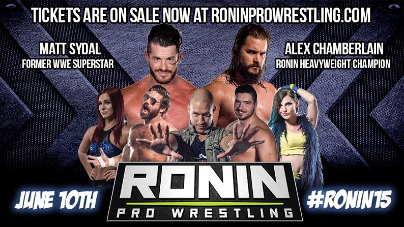 Latest #Ronin15 News and Announcements