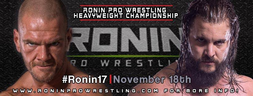 Latest News And Announcements For #Ronin17 (November 18th, 2017)